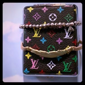 2 Lucky Brand bracelets with free Hardcase